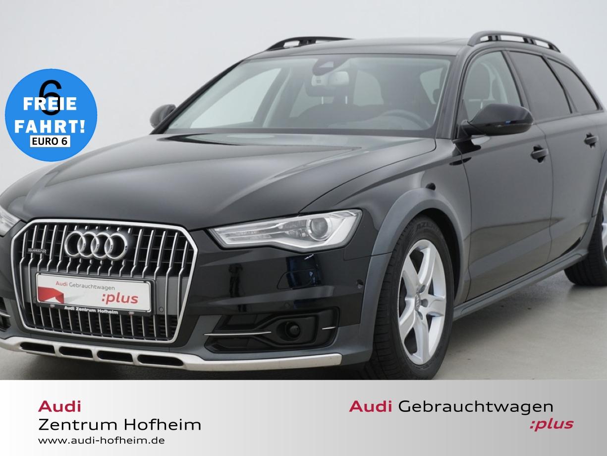 Audi A6 allroad 3.0 TDI S tro. 160kW*ACC*HUD*Pano*Kam, Jahr 2015, diesel