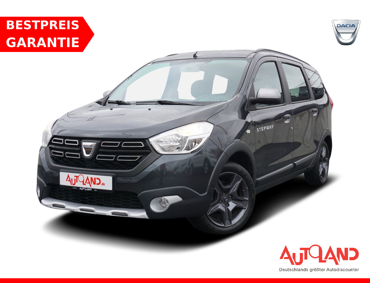 Dacia Lodgy, Jahr 2017, Benzin