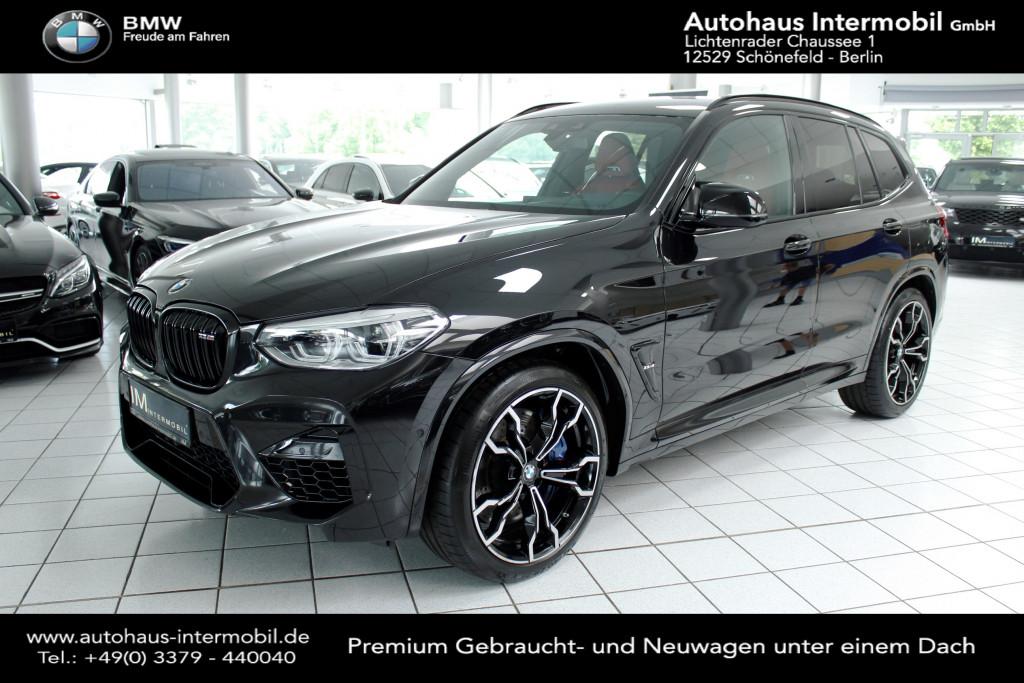 BMW X3 M Competition *Harman-Kardon*HUD*NP:104.000€*, Jahr 2020, Benzin