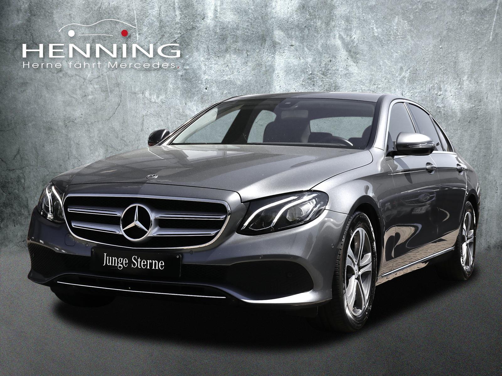 Mercedes-Benz E 200 Avantgarde 9G Kamera Ambientebel. Totw., Jahr 2018, Benzin