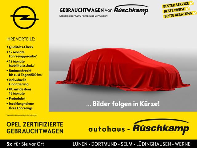 Opel Corsa EDI. 3-TüRER 1.2 ECO Multif.Lenkrad Klima CD ESPRadio Airb, Jahr 2012, Benzin