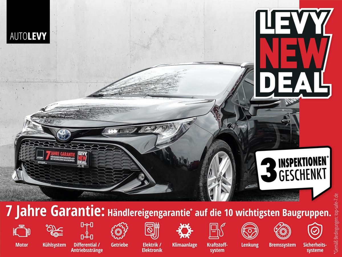 Toyota Corolla 1.8 Hybrid Touring Sports Business Edit., Jahr 2021, Hybrid