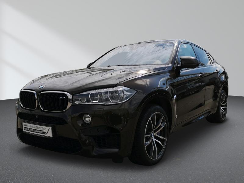 BMW X6 M M Drivers Package Standhzg.Navi Prof., Jahr 2017, Benzin