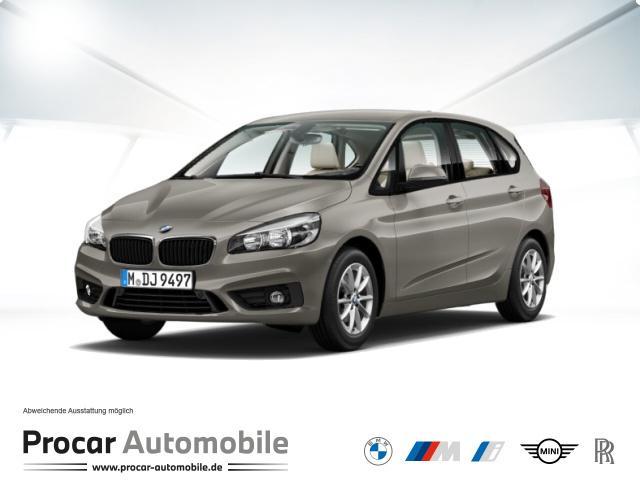 BMW 216 Active Tourer Aut. Navi Leder Klimaaut. PDC, Jahr 2017, Diesel