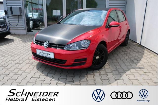 Volkswagen GOLF VII 1.2 TSI TRENDLINE START/STOPP+KLIMAAUTO, Jahr 2013, Benzin