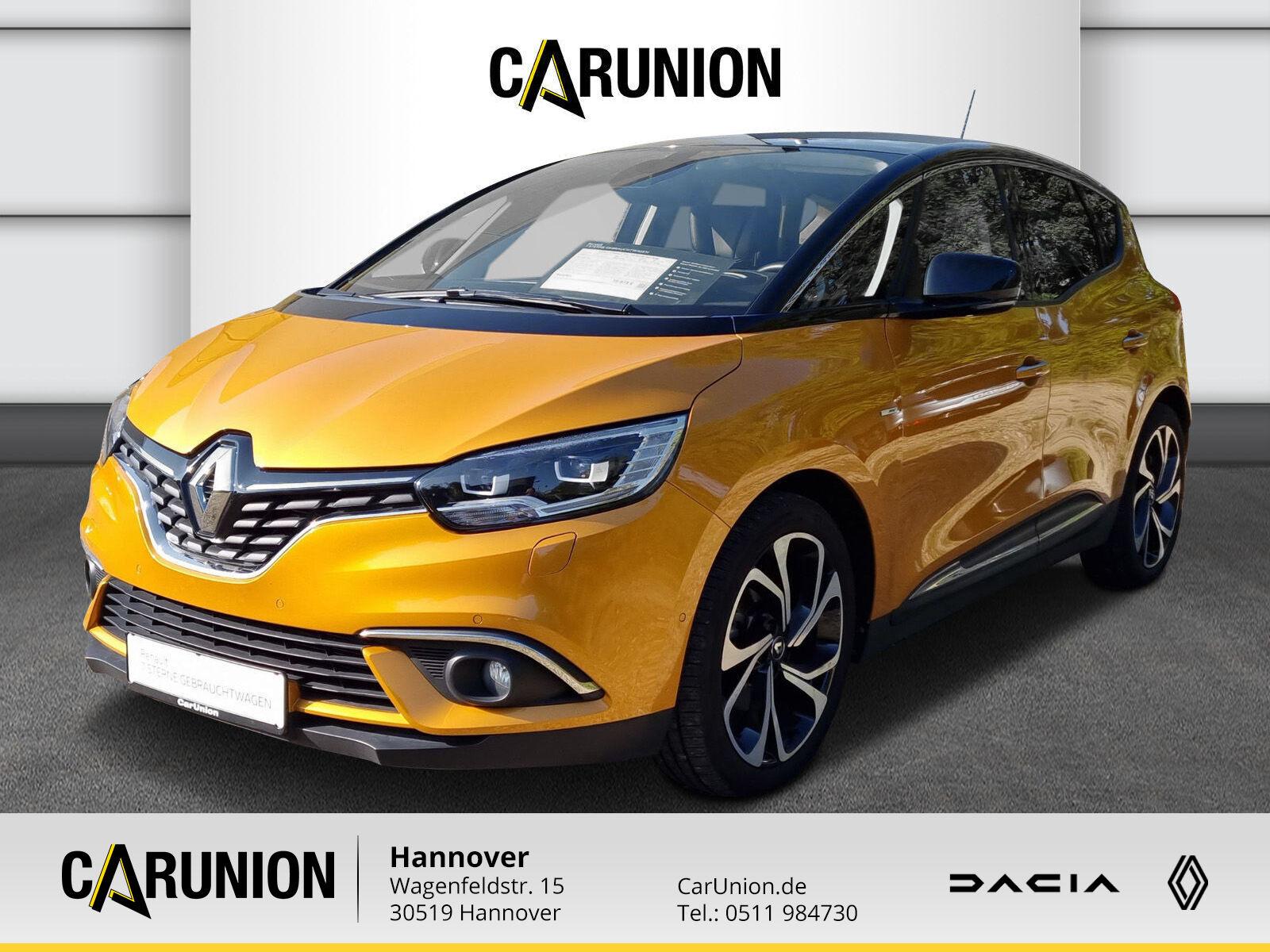 Renault Scenic BOSE Edition TCe 130, Jahr 2017, Benzin