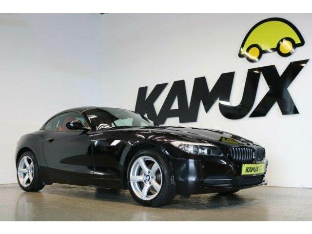 BMW Z4 sDrive 20i Steptronic +Bi-Xenon+Leder Rot+PDC, Jahr 2013, Benzin