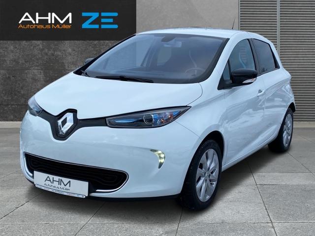 Renault ZOE Intens Q210 Batteriemiete KLIMA NAVI PDC KAMERA, Jahr 2014, Elektro