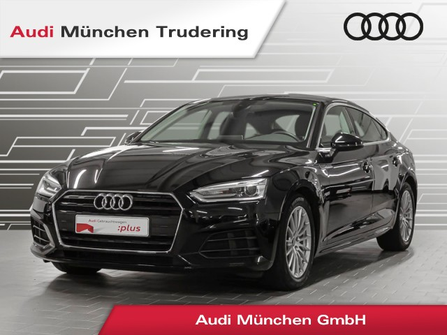 Audi A5 Sportback 2.0 TFSI Einparkhilfe/Glanzpaket/Klima/Sitzheizung/Xenon, Jahr 2017, Benzin