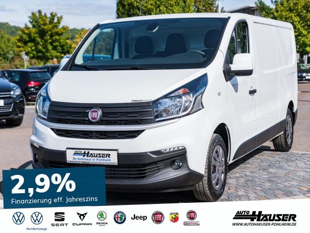 Fiat Talento Kasten 30 SX 1.6 Ecojet 125 TwinTurbo 1.2t, Jahr 2019, Diesel