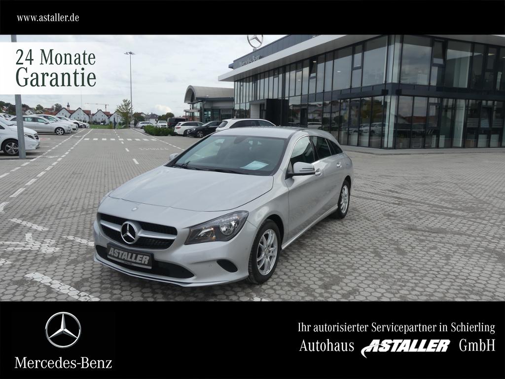 Mercedes-Benz CLA 200 d SB Visibility AHK+Navi+PDC+Chromp+Aluf, Jahr 2016, Diesel