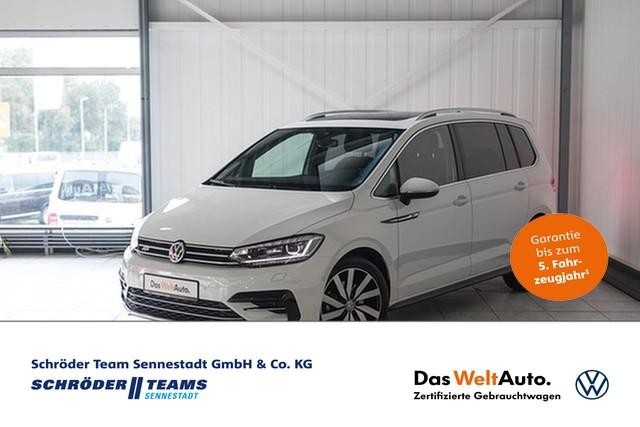 Volkswagen Touran 2.0 TDI SCR DSG Highline R-Line, Jahr 2020, Diesel