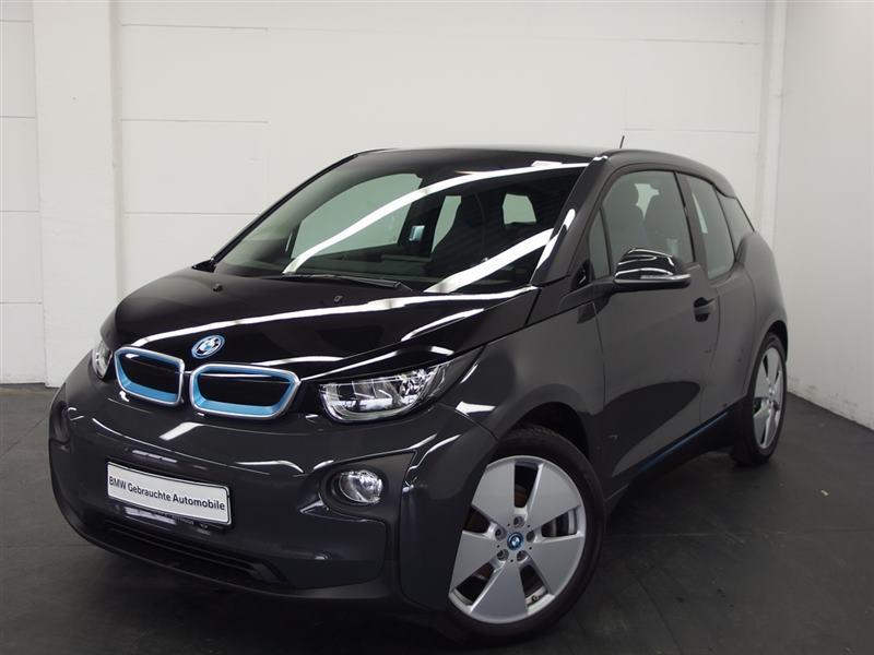 BMW i3 (60 Ah)+Navi+Schnell-Laden+Klimaaut.+GRA+MFL, Jahr 2015, electric