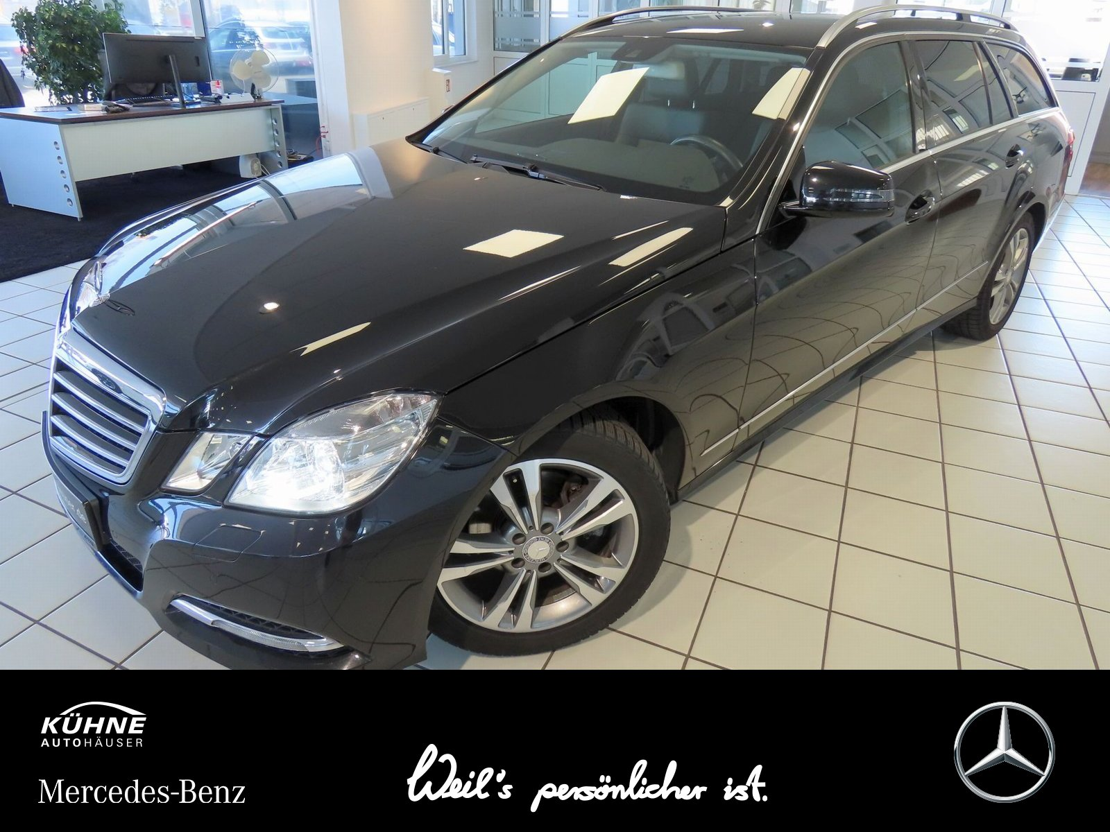 Mercedes-Benz E 200T BE Avantgarde XENON+ILS 8x ALU PDC AHK !!, Jahr 2012, Benzin