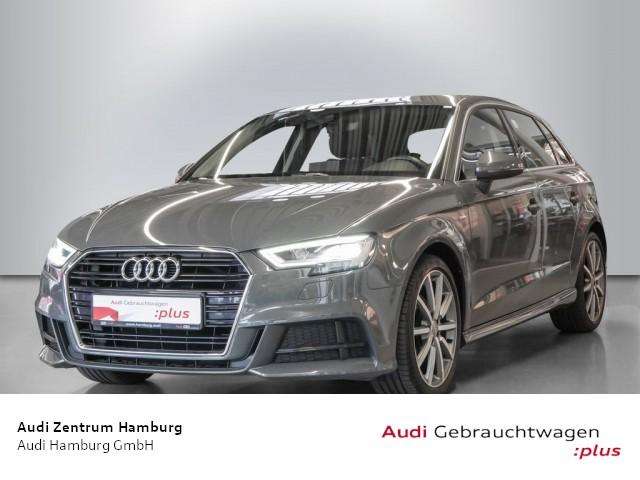 Audi A3 Sportback 1,0 TFSI sport S tronic S LINE LED NAVI, Jahr 2018, Benzin