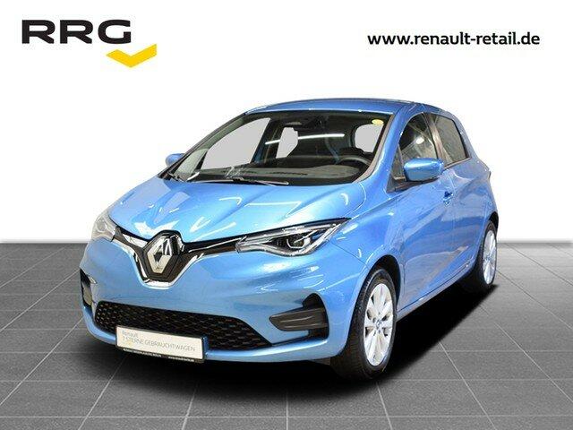 Renault ZOE R135 Z.E. 50 EXPERIENCE AUTOMATIK zzgl. Batt, Jahr 2020, Elektro