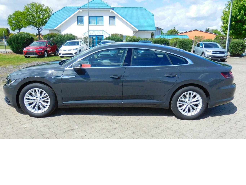 Volkswagen Arteon 2.0 BMT TDI Klima Radio Alu, Jahr 2019, Diesel