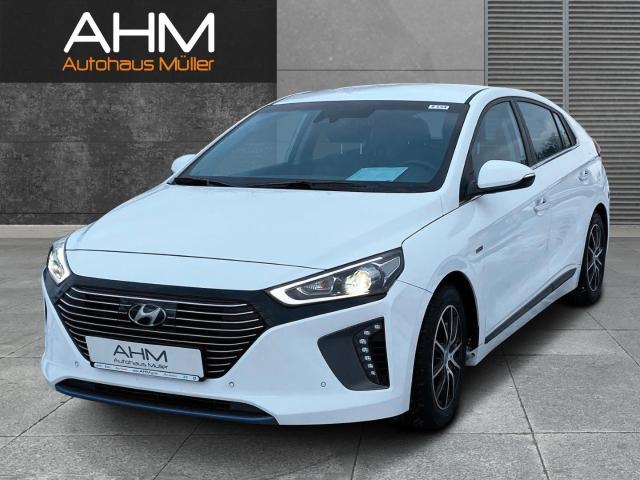 Hyundai IONIQ Premium Hybrid 1.6 GDI KLIMA AHZ PDC LED, Jahr 2016, Hybrid