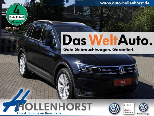 Volkswagen Tiguan 1.5 l ACT TSI IQ.DRIVE IQ.DRIVE DSG NAVI, Jahr 2019, Benzin