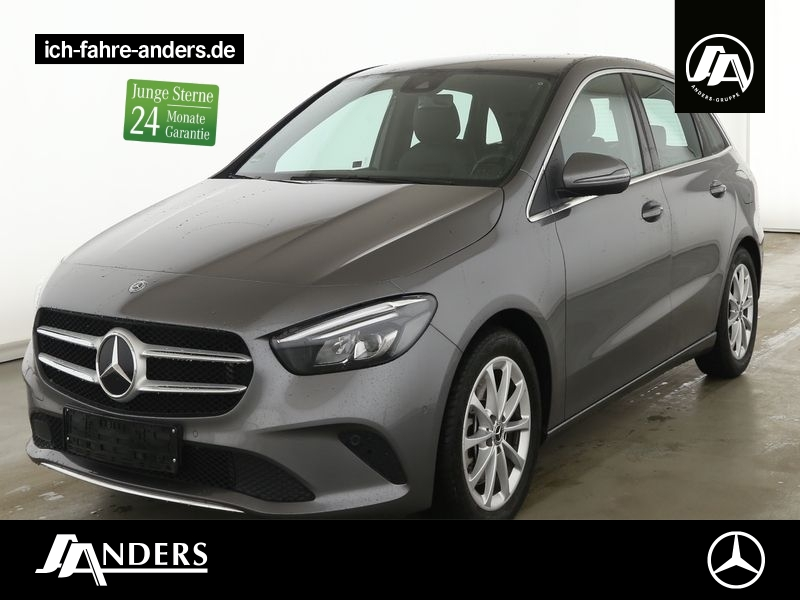 Mercedes-Benz B 250 Progressive+LED+MBUX+Widescreen+Spiegel-P+, Jahr 2019, Benzin