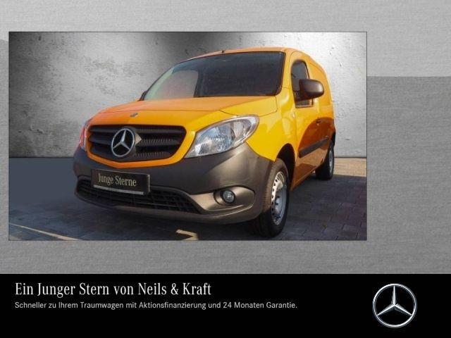 Mercedes-Benz Citan 109 CDI Kastenwagen +KLIMA+AHK+EL.FENSTER+, Jahr 2015, Diesel