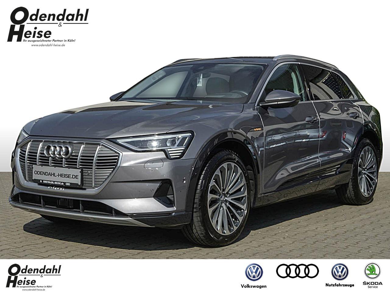 Audi e-tron advanced 55 quattro 300 kW Klima Navi, Jahr 2019, Elektro