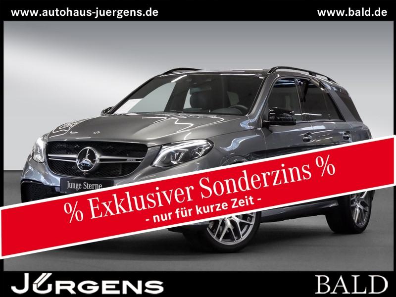 Mercedes-Benz GLE 63 AMG 4M Comand/ILS/Pano/360/Memo/HarmanK, Jahr 2018, Benzin