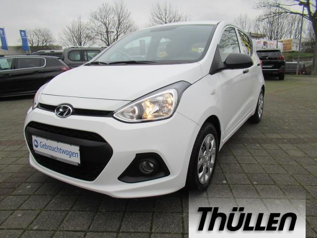 Hyundai i10 Basis 1,0l 67 PS, Klima, Radio, Jahr 2015, Benzin