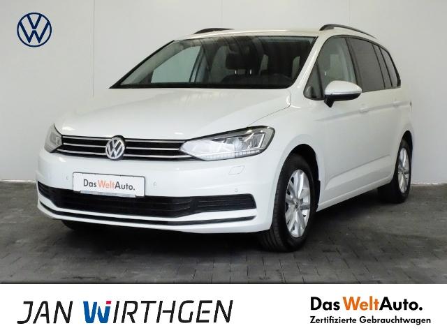 Volkswagen Touran 1.4TSI DSG Comfortline AHZV LED NAVI, Jahr 2017, Benzin