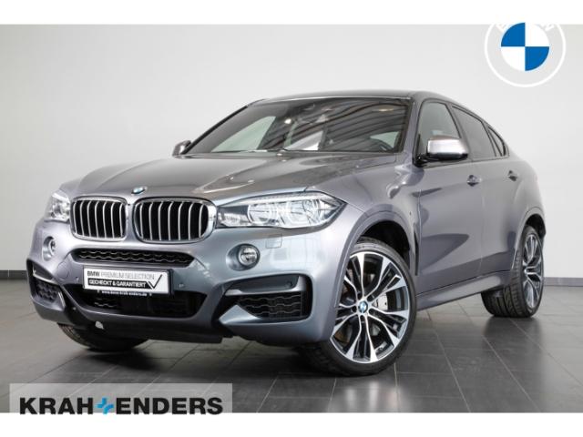 BMW X6 M50 d StandHZG+HUD+HarmanKardon+ACC+LED, Jahr 2019, Diesel
