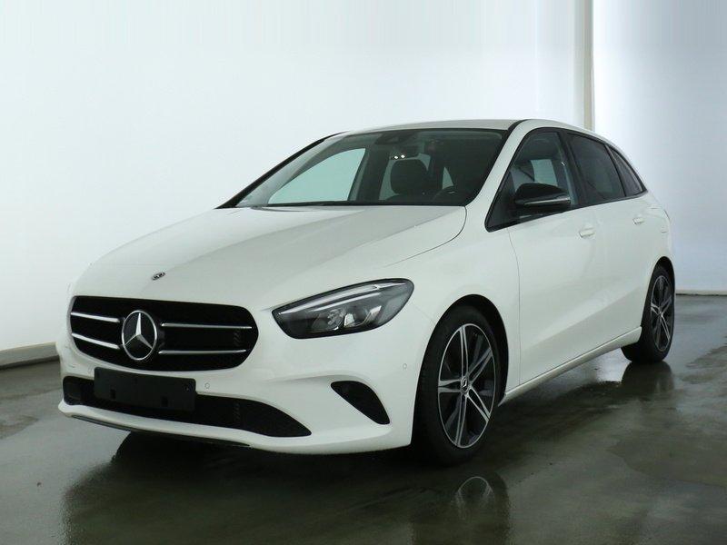 Mercedes-Benz B 220 4M Progressive NIGHT+KAMERA+NAVIPREM+TOTW., Jahr 2019, Benzin