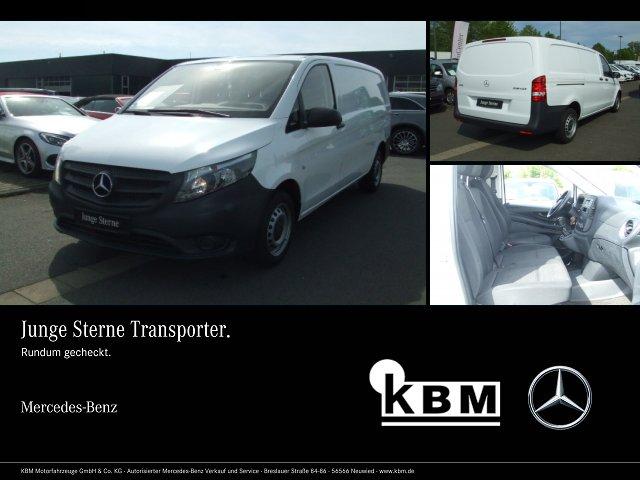 Mercedes-Benz Vito 109 CDI Kasten Lang Tempomat, ZV, el. FH, Jahr 2014, Diesel