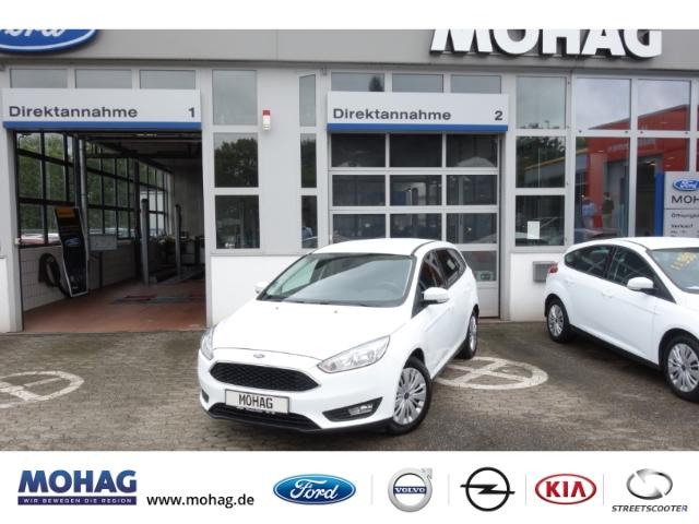 Ford Focus Busines Edition Navigation Klimaanlage PDC, Jahr 2017, Benzin
