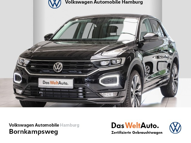 Volkswagen T-Roc 2.0 TDI United 4Motion DSG AHK/R-LINE/LED, Jahr 2020, Diesel