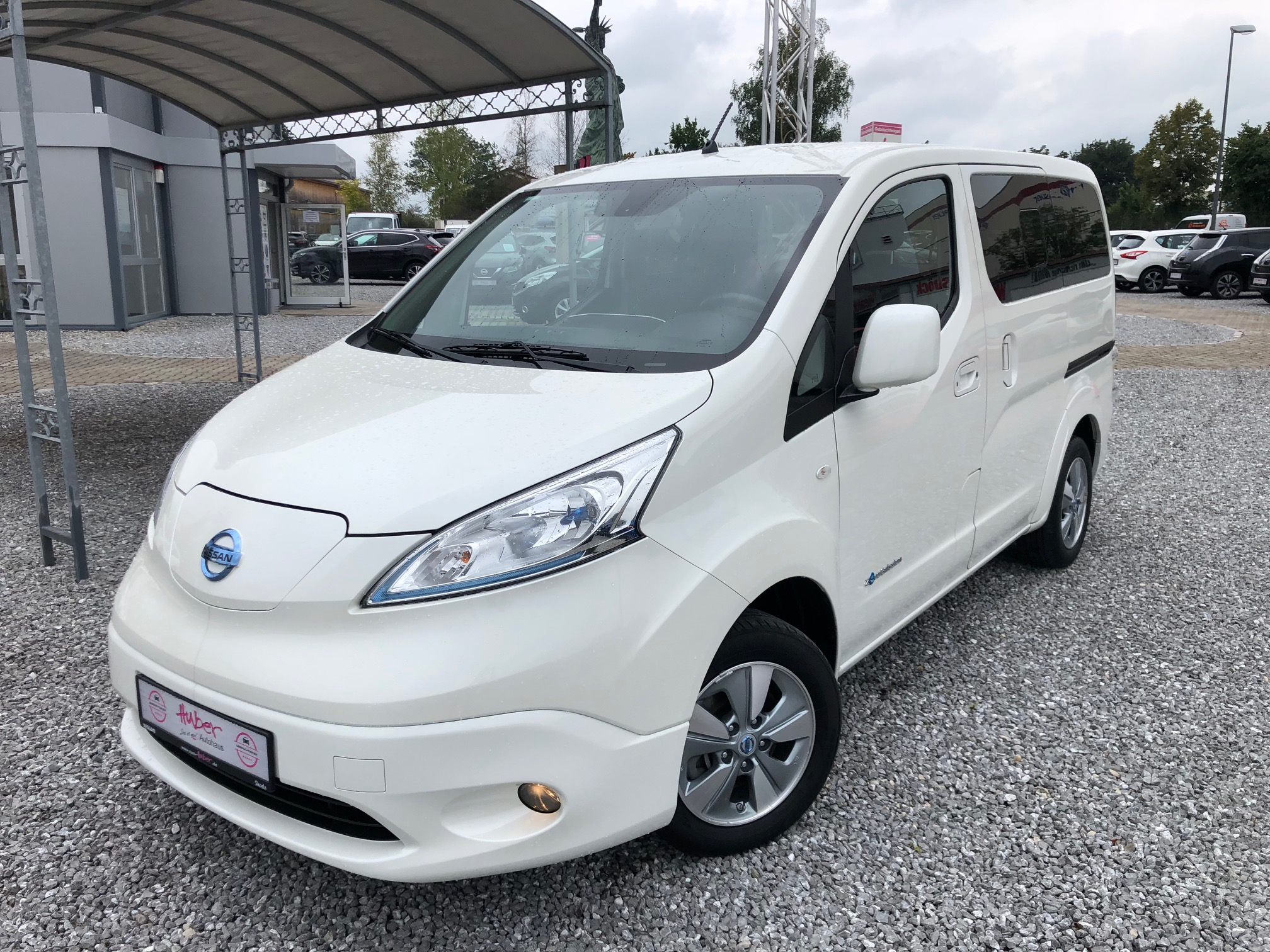 Nissan e-NV200 TEKNA Evalia Elektro 109PS (*BATTERIE*), Jahr 2016, Elektro