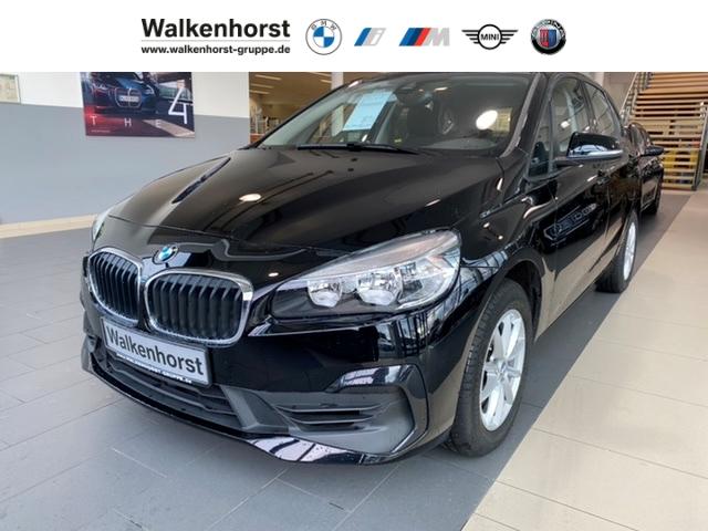 BMW 218 Active Tourer i Advantage BusinessPaket Navigation PDC Sitzheizung, Jahr 2018, Benzin