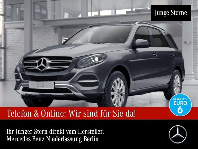 Mercedes-Benz GLE 250 d 4M 360° Pano AHK Navi 9G Sitzh Temp, Jahr 2018, Diesel