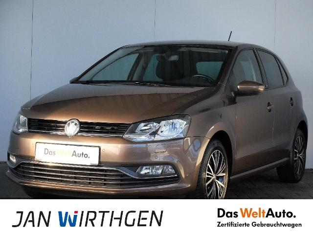 Volkswagen Polo 1.2 TSI Allstar Navi GRA PDC, Jahr 2016, Benzin