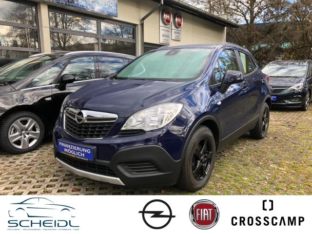 Opel Mokka Selection ecoFlex 1.6 Klima Temp CD MP3 ESP Spieg. beheizbar Seitenairb. BC Gar., Jahr 2013, Benzin