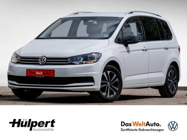 Volkswagen Touran 1.5 IQ.DRIVE DSG NAVI APP-CONN ACC FRONT ASSIST, Jahr 2020, Benzin