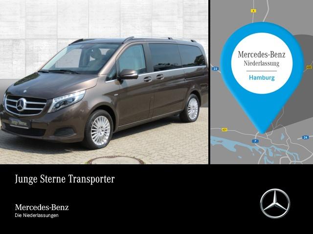 Mercedes-Benz V 250 d lang Avantgarde Edition 360° Pano Distr., Jahr 2016, Diesel