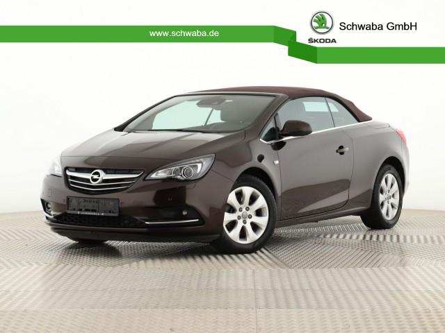 "Opel Cascada 1.4 Turbo Active *XENO*NAVI*PDC*R-KA*18"", Jahr 2017, petrol"