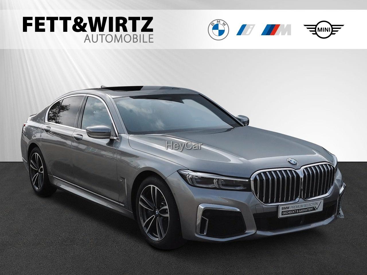 BMW 745e MSport HUD GSD Komforts. Massage HK Laser, Jahr 2020, Hybrid
