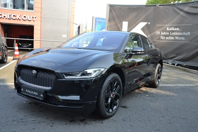 Jaguar I-PACE EV400 SE Black Paket Panorama, Jahr 2019, electric