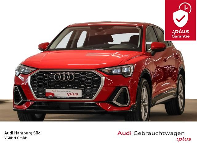 Audi Q3 Sportback 35 TDI S line S tronic NAVI-PLUS/VIRTUAL+, Jahr 2020, Diesel