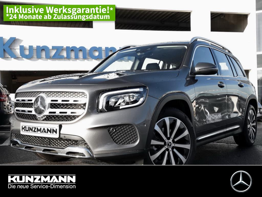 Mercedes-Benz GLB 180 d Progressive MBUX Navi-Prem. LED Kamera, Jahr 2019, Diesel