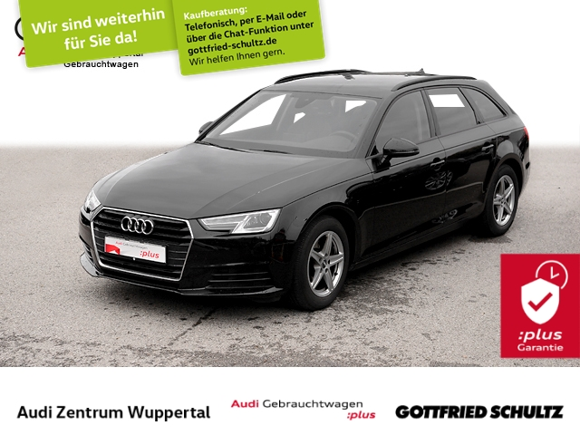 Audi A4 Avant 2.0TDI AHK CONNECT GRA NAV XEN SHZ PDC, Jahr 2017, Diesel