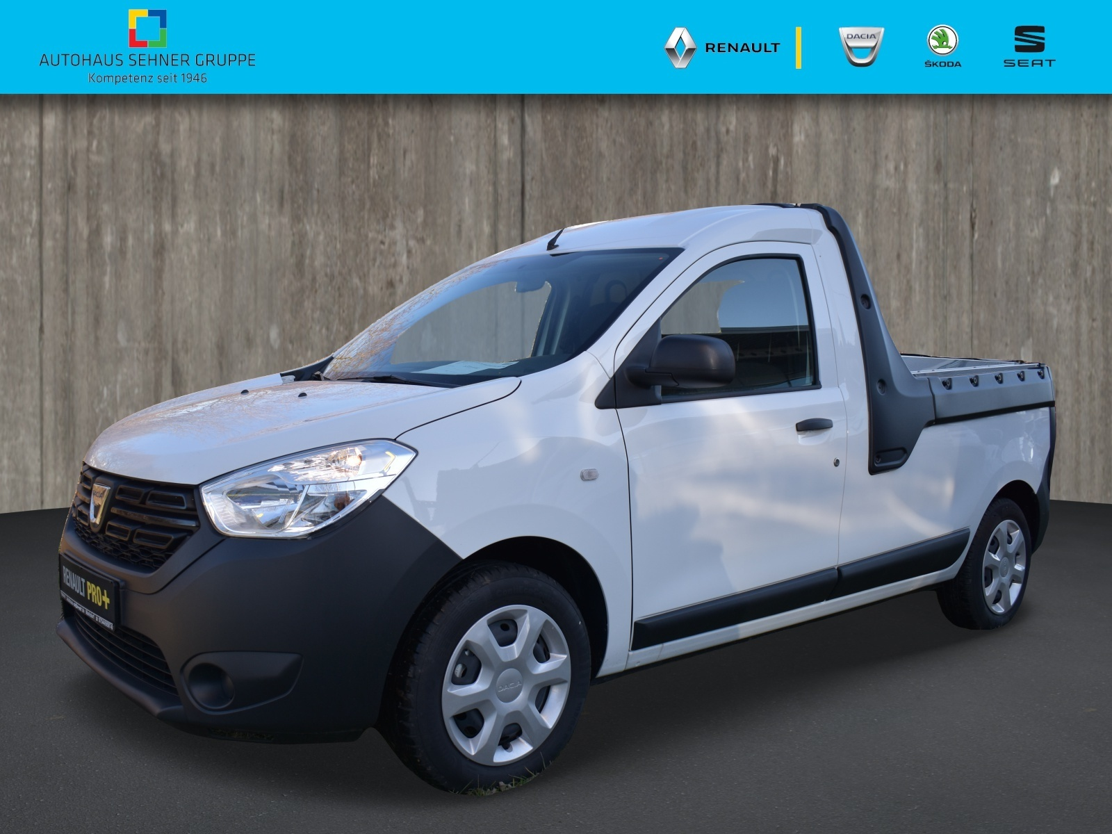 Dacia Dokker finanzieren