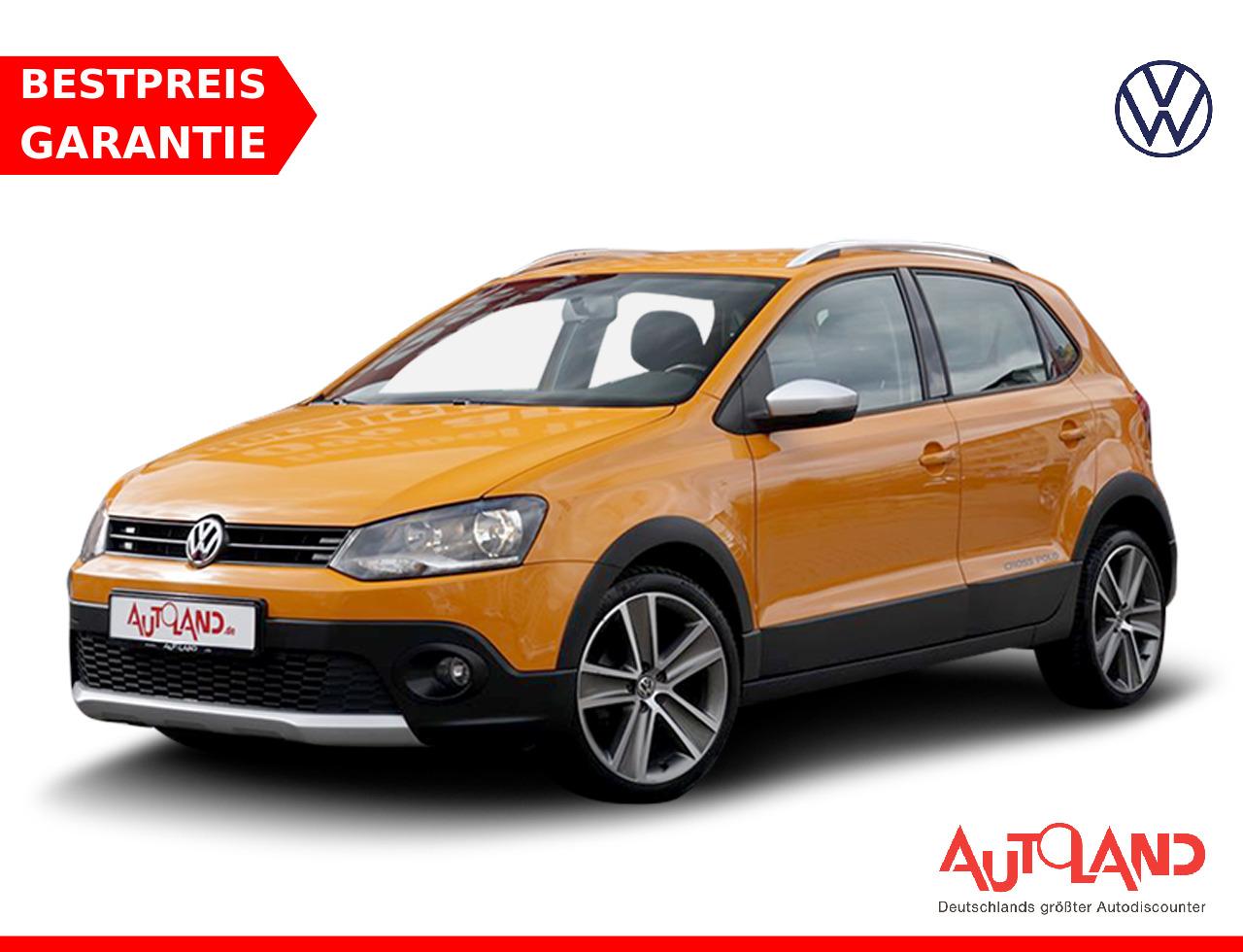 Volkswagen Polo, Jahr 2014, Benzin