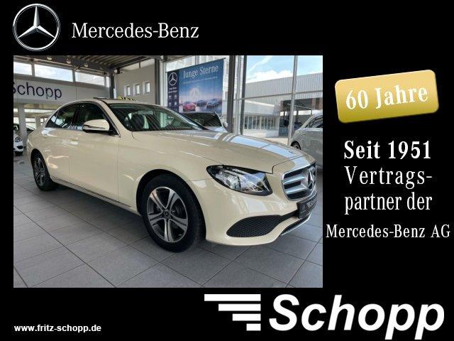 """Mercedes-Benz E 200 d """"Das Taxi"""" AVANTGARDE 9G GSHD NAVI LED, Jahr 2018, diesel"""